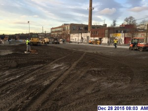 12/28/15 Open land soon to be filled.